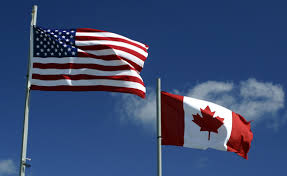 US&CANADIAN flag